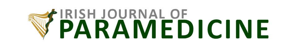 Irish Journal of Paramedicine